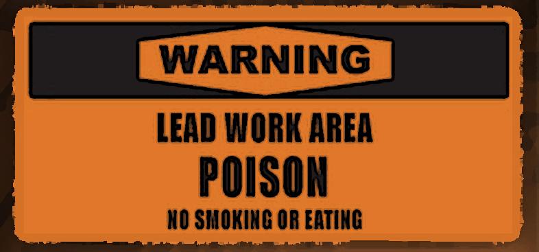 Lead Exposure Training